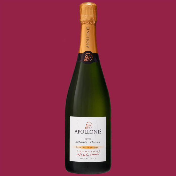 Champagne Apollonis Authentic Meunier