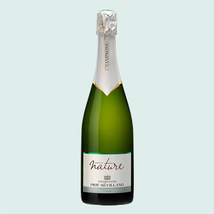 Champagne Piot-Sévillano Brut Nature