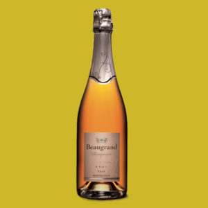 Rosé Brut –  Champagne Beaugrand