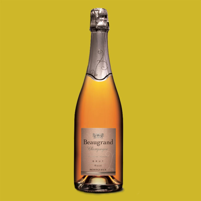 Rosé Brut Champagne Beaugrand