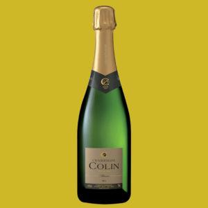 Cuvée Alliance  –  Champagne Colin