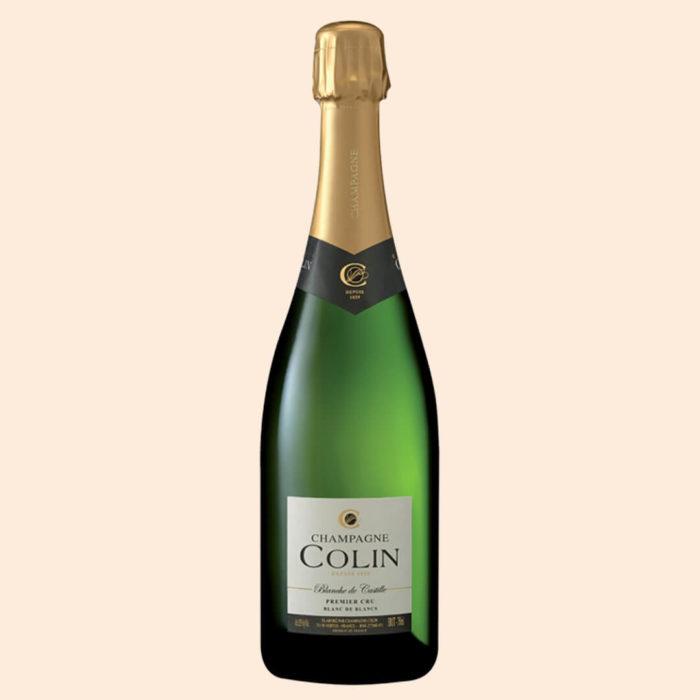 Champagne Colin Blanche Castille