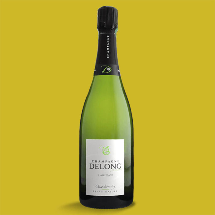 Champagne Delong Esprit Nature Chardonnay