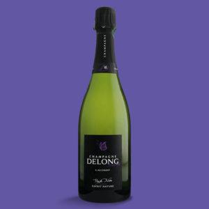 Esprit Nature Pinot Noir – Champagne Delong Marlène