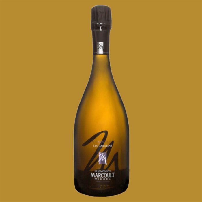Champagne Marcoult Les Carabins, authentique gastronomique