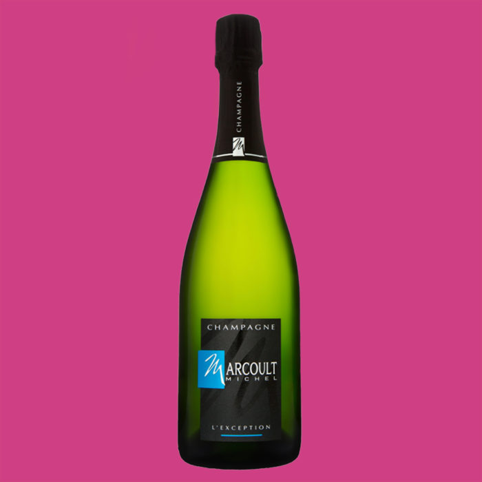 Champagne Marcoult L'Exception Extra Brut