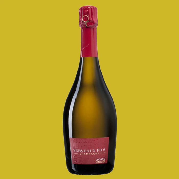 Champagne Serveaux Fils Grand Vintage 2005