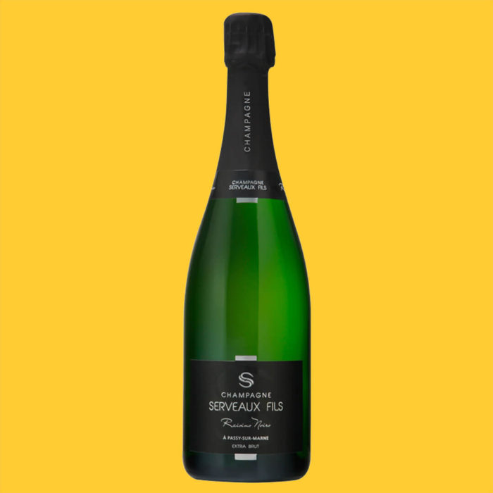 Champagne Serveaux Fils Raisin Noir