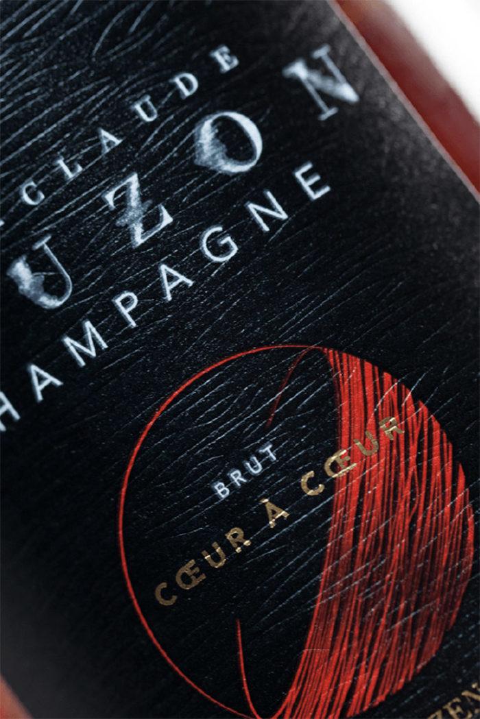 Champagne Mouzon coeur à coeur