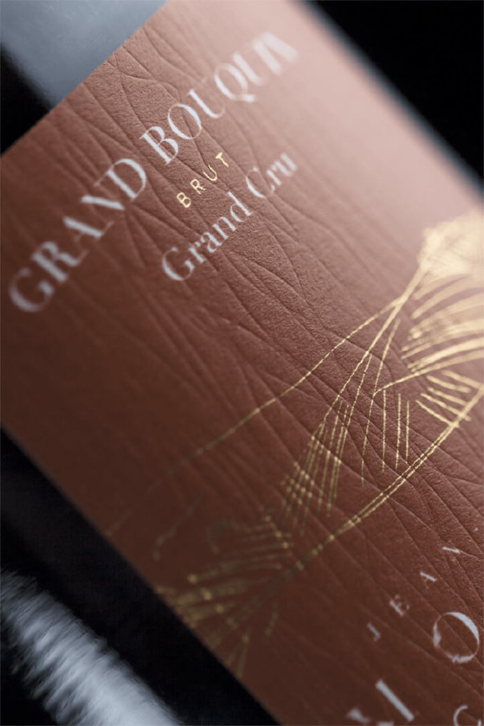 Champagne Mouzon grand bouquin