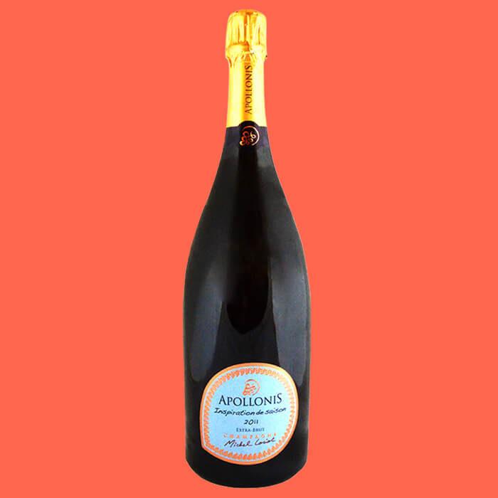 Champagne Apollonis Inspiration de Saison 2011 en magnum