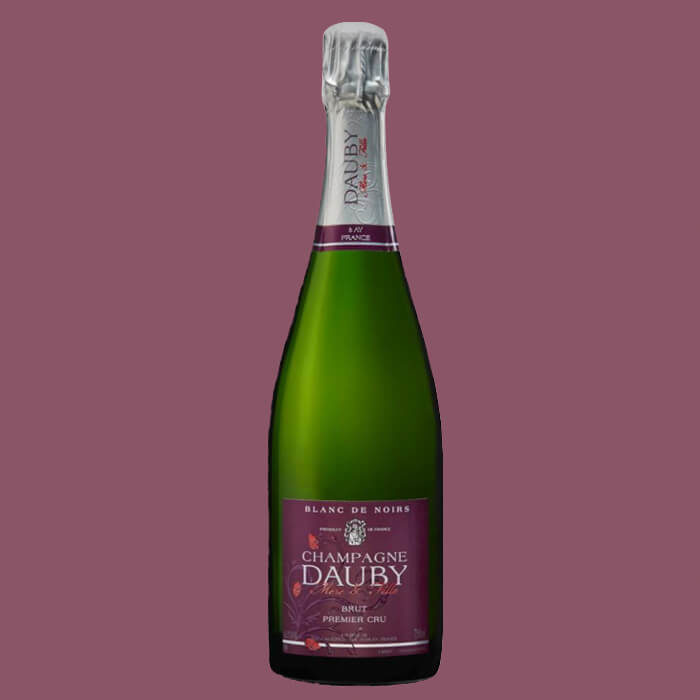 Champagne Dauby Mere & Fille Blanc de Noirs