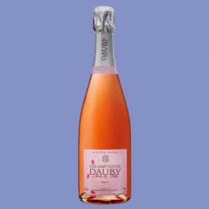 Cuvée Rosé – Champagne Dauby Mère & Fille