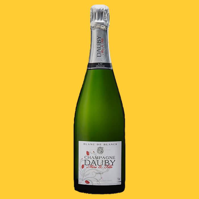 Champagne Dauby Mere & Fille Blanc de Blancs