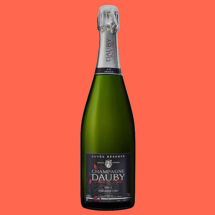Champagne Dauby Mere & Fille Cuvée Reserve