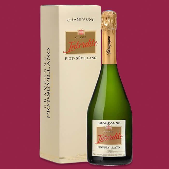 Champagne Piot-Sévillano Interdite