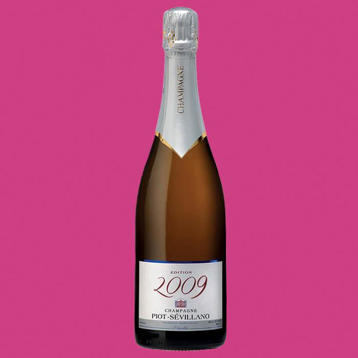 Champagne Piot-Sévillano Millésime 2009