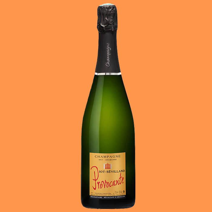 Champagne Piot-Sévillano Provocante