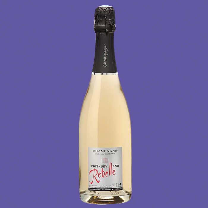 Champagne Piot-Sévillano Rebelle