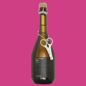 Les Déliés 2006 Pinot Noir – Champagne  Mouzon