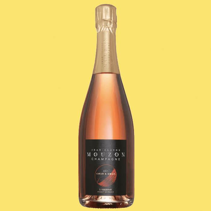 Champagne Mouzon Coeur à Coeur (Rosé)