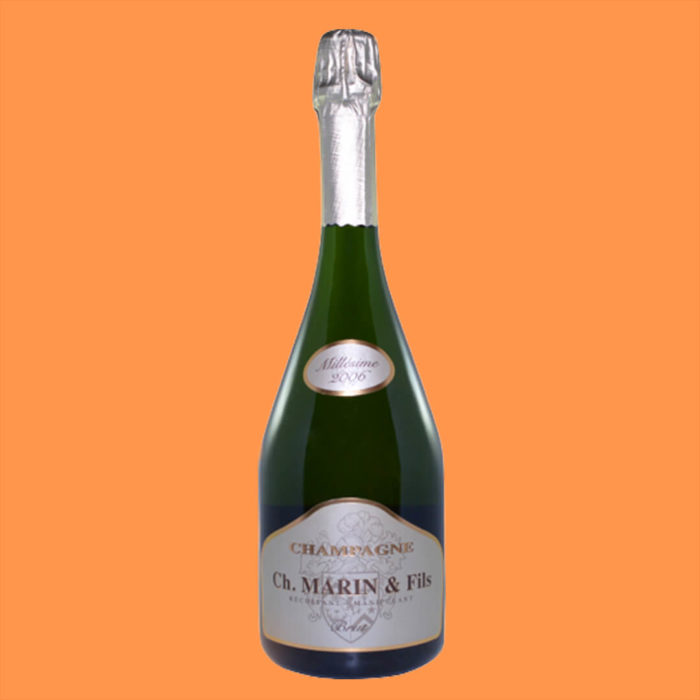 Champagne Marin & Fils Millésime 2006
