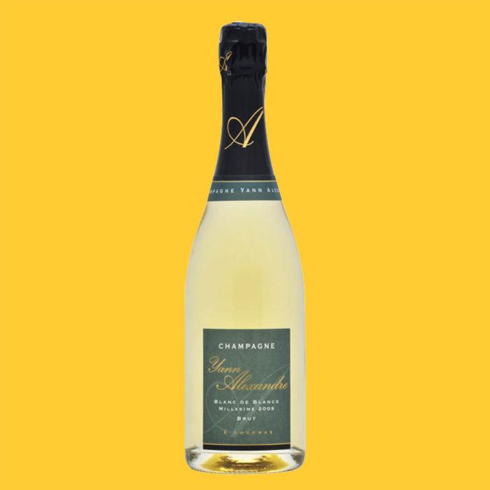 Champagne Yann Alexandre Blanc de Blancs 2010