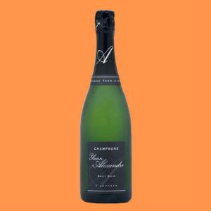 Brut Noir – Champagne Yann Alexandre