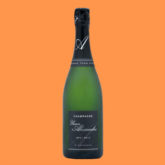 Champagne Yann Alexandre Brut Noir