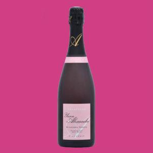 Rosé Premier Cru Blanches Terres – Champagne Yann Alexandre
