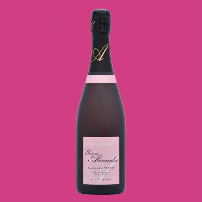Champagne Yann Alexandre Rosé