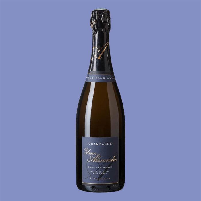 Champagne Yann Alexandre Sous les Roses