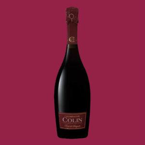 Rosé de Saignée  –  Champagne Colin