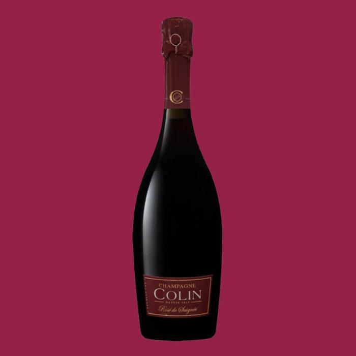 Champagne Colin Rosé Saigné
