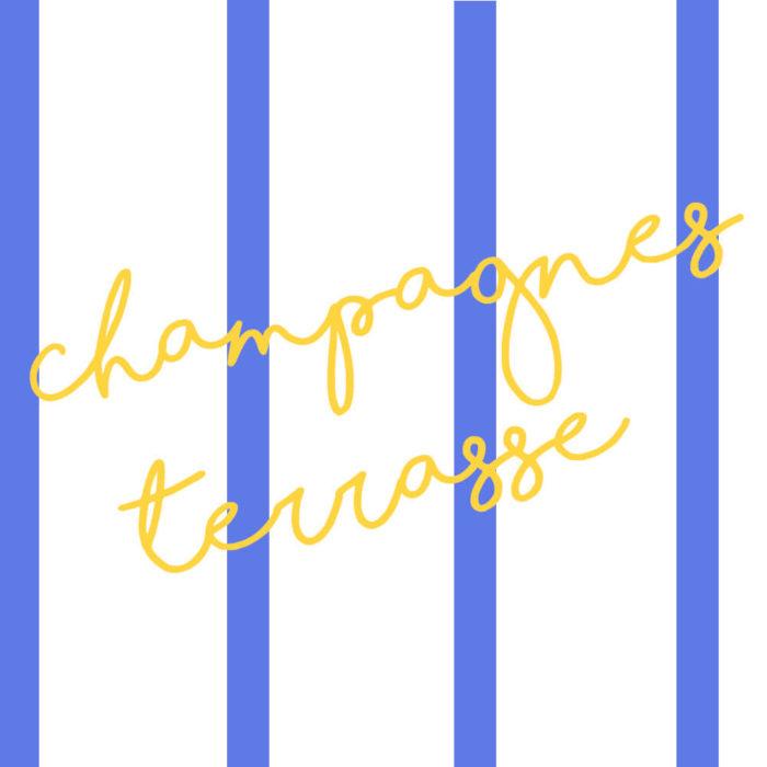 PACK Champagnes de terrasse