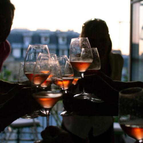 Dégustation champagnes d'été, le 4  juillet – DONE 👍
