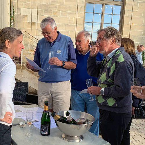 Golf de Villarceaux – Balles et bulles