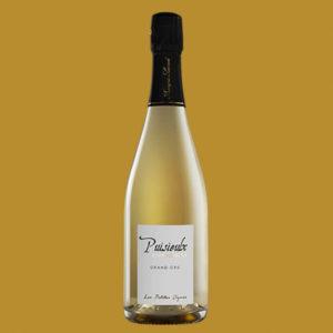 «Les Petites Vignes», Grand Cru – Champagne François Secondé