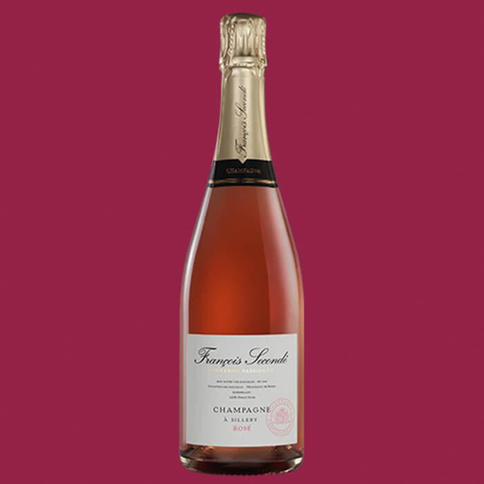 Champagne Francois Secondé Rosé