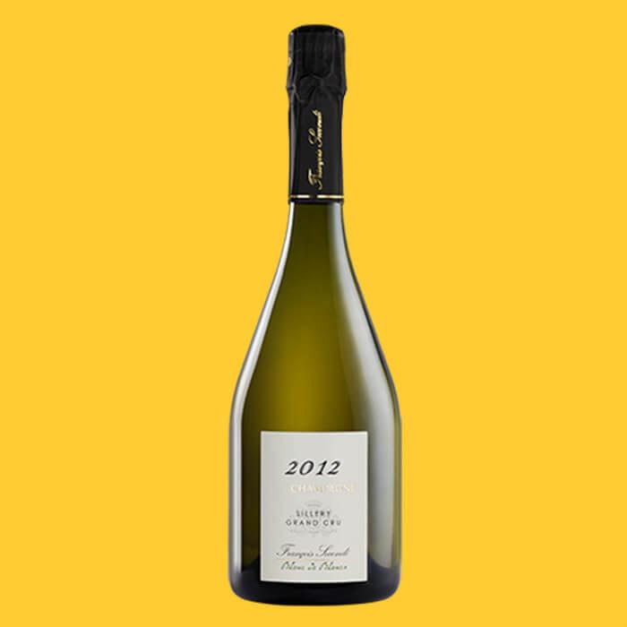 Champagne Francois Secondé Sillery GC 2012