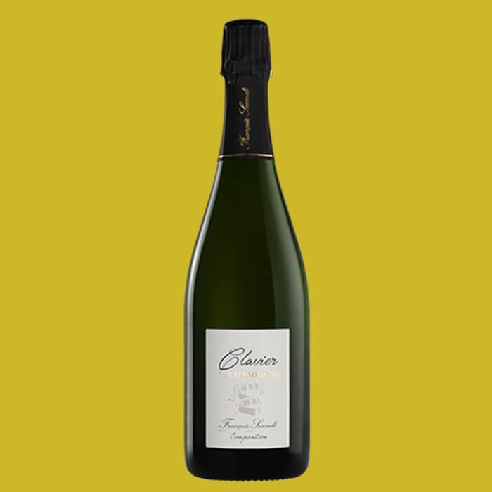 Champagne Francois Secondé Clavier