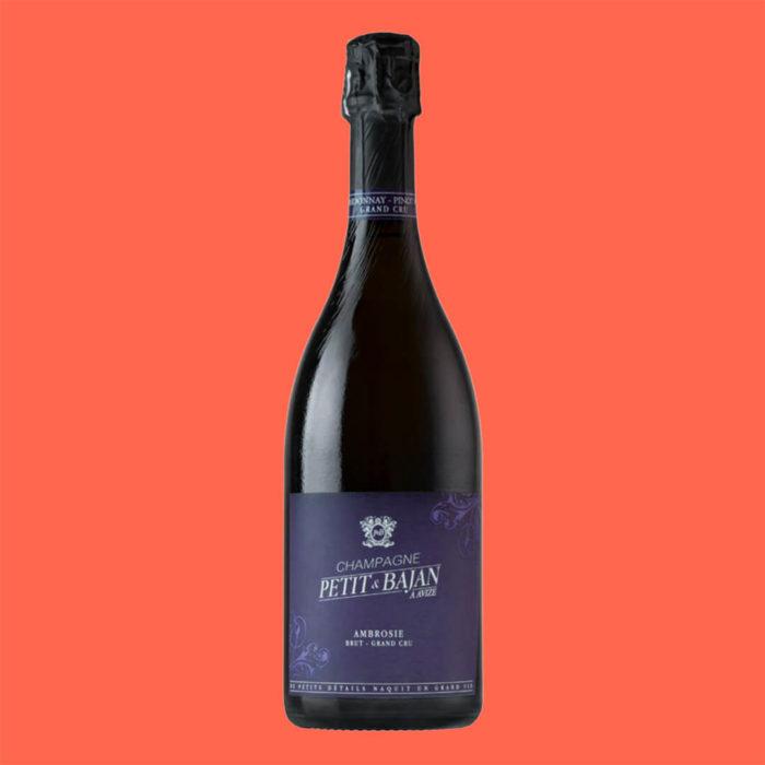 Champagne Petit & Bajan Ambrosie