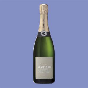 Brut Nature – Champagne Soutiran