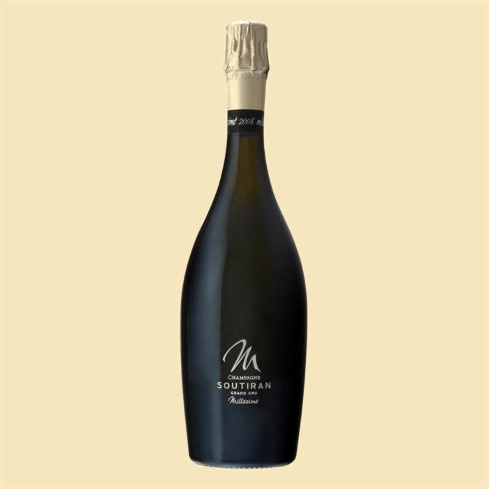 Champagne Soutiran Millésimé