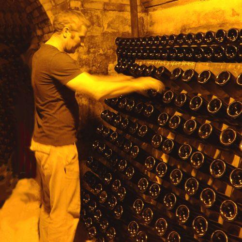 Champagne François Secondé