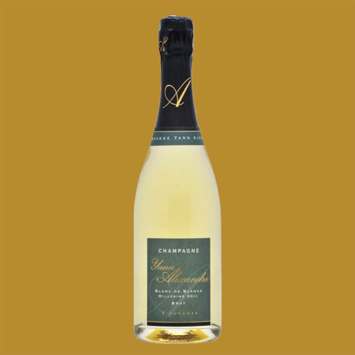Champagne Yann Alexandre Blanc de Blancs 2011