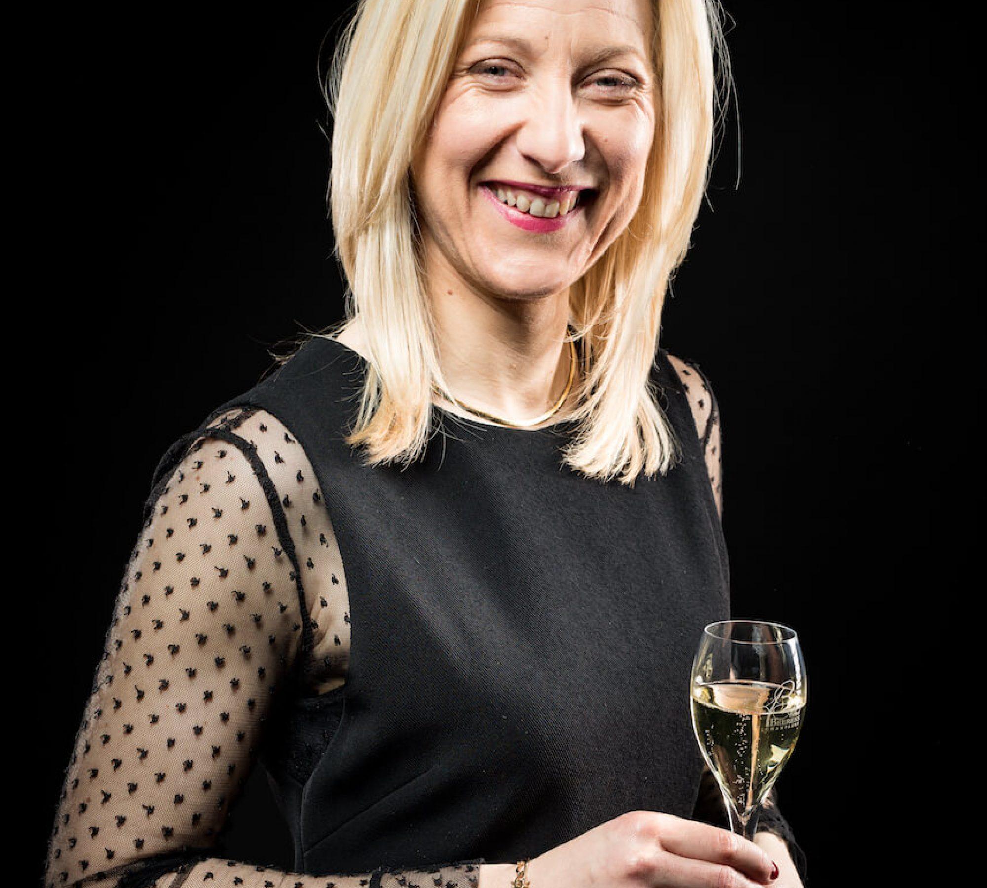 Anne Laure Bereens, Champagne Albert Beerens